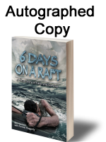 Autographed E Book Six Days on a Raft - Deluxe Edition